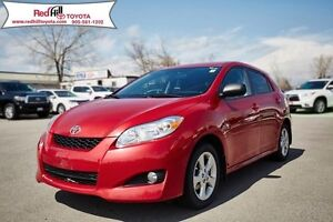 2014 Toyota Matrix SPORT MANUAL