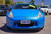 2011 Nissan 370Z Z34 MY11 Blue 6 Speed Manual Coupe Myaree Melville Area Preview