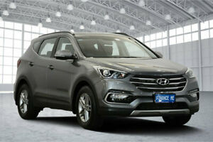 2016 Hyundai Santa Fe DM3 MY16 Active Grey 6 Speed Sports Automatic Wagon Victoria Park Victoria Park Area Preview