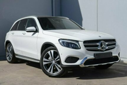 2016 Mercedes-Benz GLC250 X253 d 9G-Tronic 4MATIC White 9 Speed Sports Automatic Wagon Liverpool Liverpool Area Preview