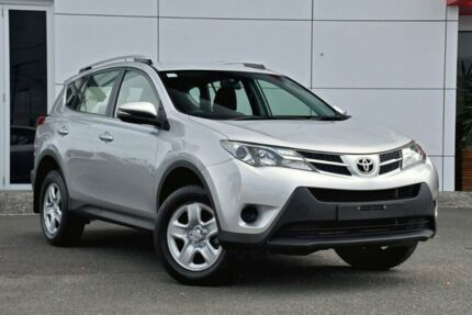 2015 Toyota RAV4 ASA44R MY14 GX AWD Silver 6 Speed Sports Automatic Wagon Tweed Heads South Tweed Heads Area Preview
