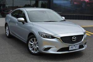 2018 Mazda 6 GL1031 Touring SKYACTIV-Drive Sonic Silver 6 Speed Sports Automatic Sedan