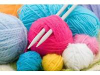 Looking for knitters/crocheters