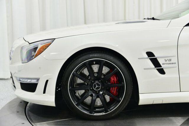 Image 5 Voiture Européenne d'occasion Mercedes-Benz SL-Class 2014
