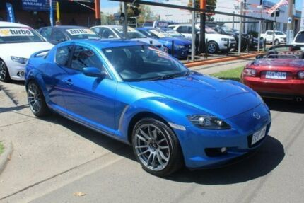 2003 Mazda RX-8 Blue 6 Speed Manual Coupe West Footscray Maribyrnong Area Preview
