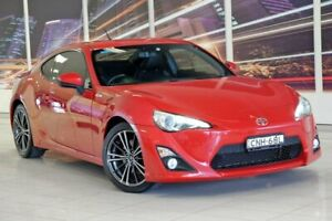 2013 Toyota 86 ZN6 GTS Red 6 Speed Sports Automatic Coupe Blacktown Blacktown Area Preview