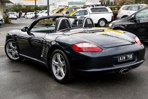 2005 Porsche Boxster 987 Blue 5 Speed Sports Automatic Convertible Ringwood East Maroondah Area Preview