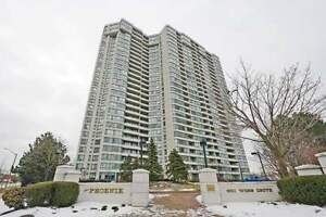 2 Bed Plus Den Corner Suite In Heart Of Mississauga Square One