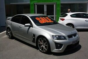 2007 Holden Special Vehicles GTS E Series Red 6 Speed Manual Sedan Mount Gravatt Brisbane South East Preview