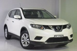 2016 Nissan X-Trail T32 ST X-tronic 2WD White 7 Speed Constant Variable Wagon Wadalba Wyong Area Preview