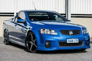2011 Holden Commodore VE II SS Blue 6 Speed Manual Utility Cannington Canning Area Preview