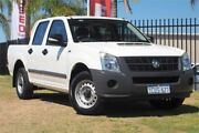 2008 Holden Rodeo RA MY08 LX Crew Cab 4x2 White 5 Speed Manual Utility Wangara Wanneroo Area Preview