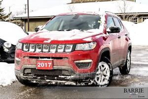 2017 Jeep New Compass ***SPORT***SPORT APPEARANCE PACKAGE***