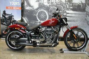 2020 Harley-Davidson BREAKOUT 114 (FXBRS) Road Bike 1868cc