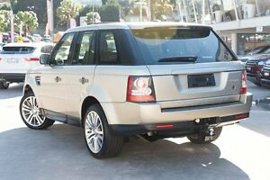 2011 Land Rover Range Rover Sport L320 11MY TDV6 Luxury Gold 6 Speed Sports Automatic Wagon Brookvale Manly Area Preview