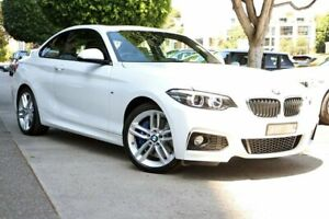 2018 BMW 230i F22 LCI M Sport White Sports Automatic South Melbourne Port Phillip Preview