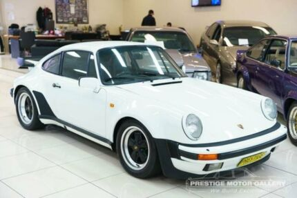 1981 Porsche 911 Turbo (930) White 4 Speed Manual Coupe Carss Park Kogarah Area Preview