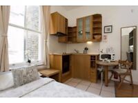 ALL BILLES INCLUDED. Studio in Central hot location of Bayswater, Queensway , W2