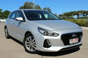 2018 Hyundai i30 PD2 MY18 Active Billet Silver 6 Speed Sports Automatic Hatchback Noosaville Noosa Area Preview