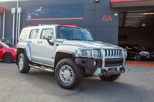 2008 Hummer H3 Luxury Silver 4 Speed Automatic Wagon Lonsdale Morphett Vale Area Preview