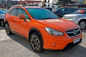 2013 Subaru XV G4X MY13 2.0i-S Lineartronic AWD Orange 6 Speed Constant Variable Wagon Preston Darebin Area Preview