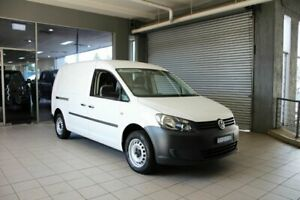 2014 Volkswagen Caddy 2K MY15 Maxi TDI250 White 5 Speed Manual Van Thornleigh Hornsby Area Preview