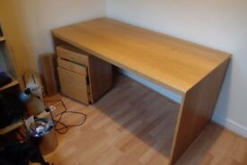 Large desk by IKEA