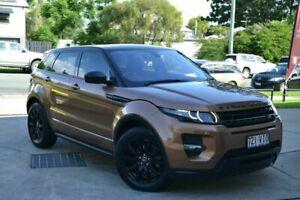 2014 Land Rover Range Rover Evoque Evoque Brown 9 Speed Automatic Wagon Beaudesert Ipswich South Preview