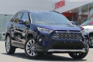 2019 Toyota RAV4 Mxaa52R Cruiser 2WD Saturn Blue 10 Speed Constant Variable Wagon Woolloongabba Brisbane South West Preview