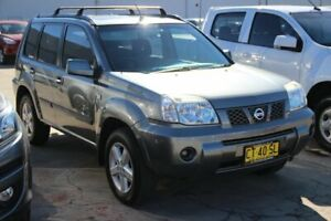2007 Nissan X-Trail T30 II MY06 ST Grey 4 Speed Automatic Wagon Maryville Newcastle Area Preview