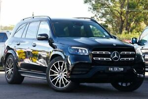2019 Mercedes-Benz GLS-Class X167 GLS400 d Black Sports Automatic Bennetts Green Lake Macquarie Area Preview