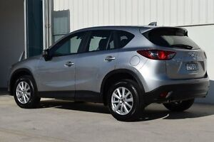 2014 Mazda CX-5 KE1022 Maxx SKYACTIV-Drive AWD Sport Silver 6 Speed Sports Automatic Wagon Rutherford Maitland Area Preview
