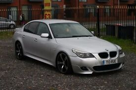 BMW 5 Series (Great looking BMW with private plate)