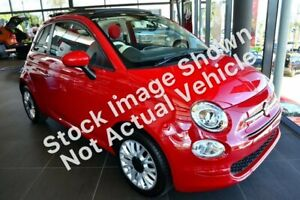 2017 Fiat 500C Series 4 POP Red 5 Speed Manual Convertible Doncaster Manningham Area Preview