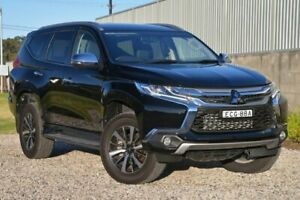 2018 Mitsubishi Pajero Sport QE MY18 GLS Black 8 Speed Sports Automatic Wagon Wyong Wyong Area Preview