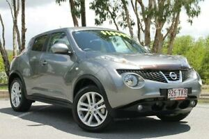 2013 Nissan Juke F15 MY14 ST-S 2WD Grey 6 Speed Manual Hatchback Bungalow Cairns City Preview