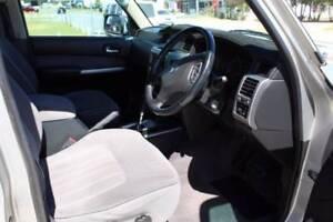 2007 Nissan Patrol Wagon