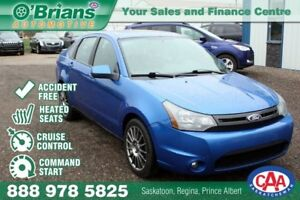 2011 Ford Focus SES - Accident Free!