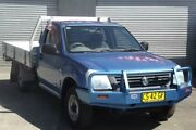 2005 Holden Rodeo RA DX Blue 5 Speed Manual Cab Chassis Riverstone Blacktown Area Preview