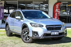 2019 Subaru XV G5X MY19 2.0i Lineartronic AWD Silver 7 Speed Constant Variable Wagon Maddington Gosnells Area Preview
