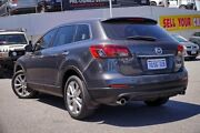 2012 Mazda CX-9 TB10A4 MY12 Luxury Grey 6 Speed Sports Automatic Wagon Myaree Melville Area Preview