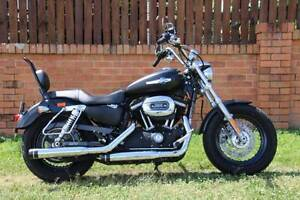 2014 Harley Davidson 1200 Sportster CB Camp Hill Brisbane South East Preview