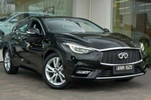 2017 Infiniti Q30 H15 GT D-CT Black Obsidian 7 Speed Sports Automatic Dual Clutch Wagon Doncaster Manningham Area Preview