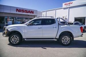 2015 Nissan Navara D23 ST-X White 6 Speed Manual Utility Bellevue Swan Area Preview