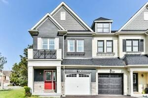 Best 2-Story Town Home In High Demand Stouffville Area