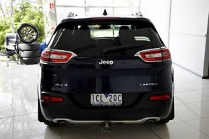 2014 Jeep Cherokee KL MY15 Limited Blue Pearl 9 Speed Sports Automatic Wagon
