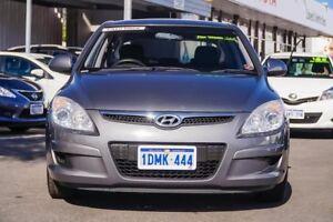 2008 Hyundai i30 FD MY09 SX 1.6 CRDi Grey 5 Speed Manual Hatchback