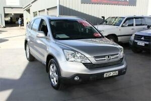2008 Honda CR-V MY07 (4x4) Sport Silver 5 Speed Automatic Wagon Mitchell Gungahlin Area Preview