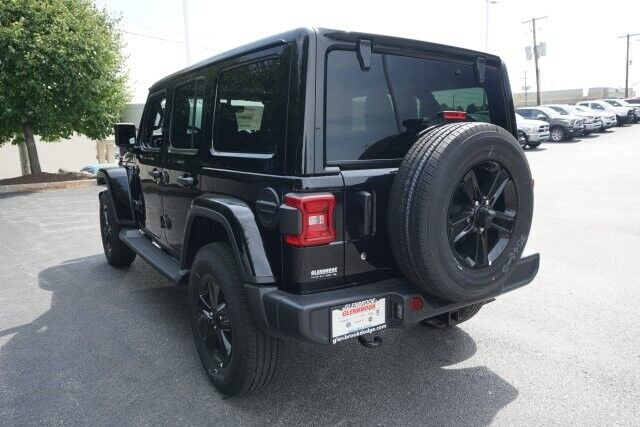 Image 5 Voiture American used Jeep Wrangler 2020