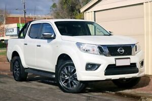 2017 Nissan Navara D23 S2 ST N-SPORT White 7 Speed Sports Automatic Utility Glenelg Holdfast Bay Preview